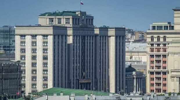Госдума единогласно приняла законопроект ЕР о занятости