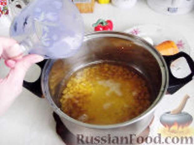 Фото приготовления рецепта: Кулеш - шаг №3