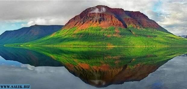 Плато Путорана - об одном из самых красивых и загадочных мест на территории Сибири