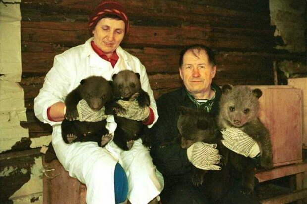 Валентин Пажетнов с супругой