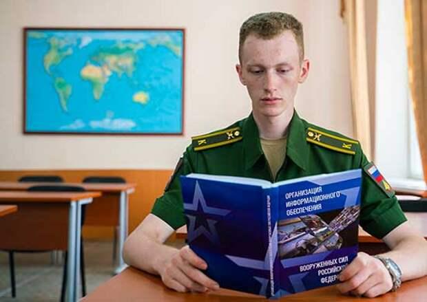 В соединении ВТА завершилась практика курсантов – будущих военных журналистов