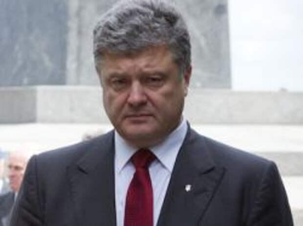 Новость на Newsland: Порошенко: единственный государственный язык – украинский