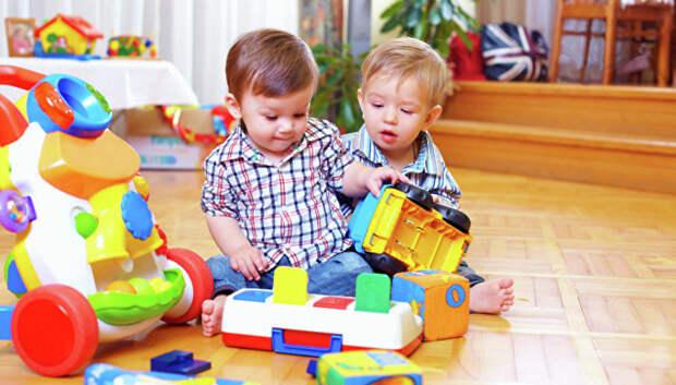 Детские сады в Подмосковье откроются 6 июля