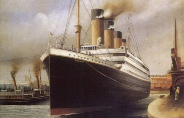 """Интересные пассажиры """"Титаника"""": кто из знаменитостей плыл на """"непотопляемом"""" судне"""