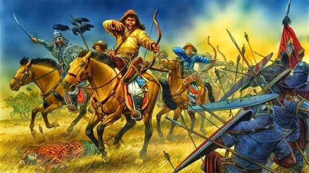 Куда исчезли татаро-монголы?