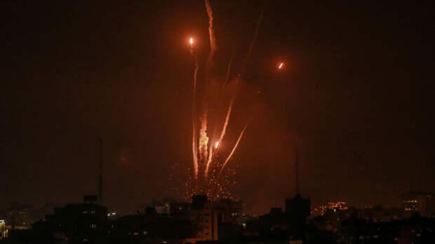 Палестинские группировки выпустили 1800 ракет по Израилю с момента обострения в секторе Газа