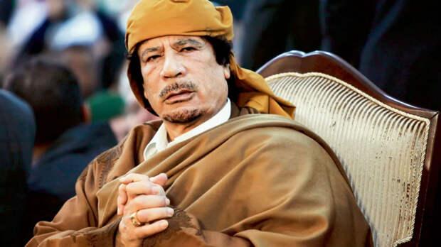Муаммар Каддафи. За что убили правителя Ливии?