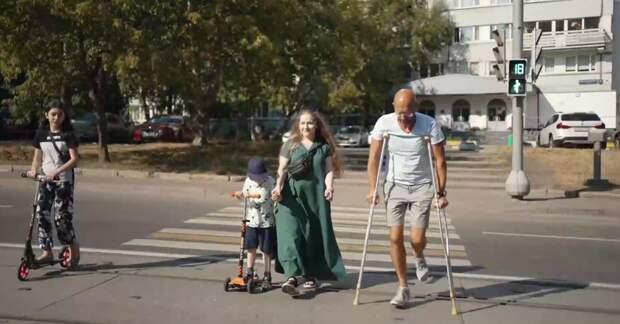 На улице Бориса Галушкина появился «умный перекресток»