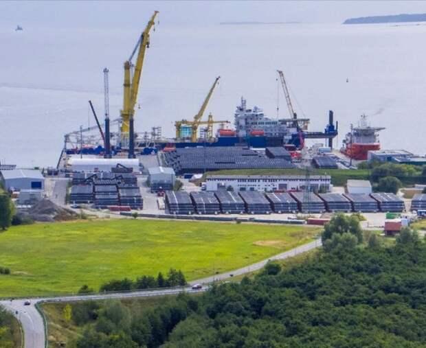 """Дания выдала разрешение на эксплуатацию """"Северного потока - 2"""""""