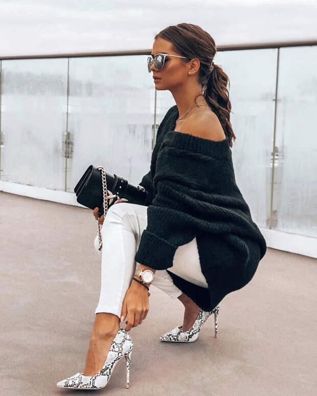 5 моделей туфель, которые станут ярким завершением любого образа