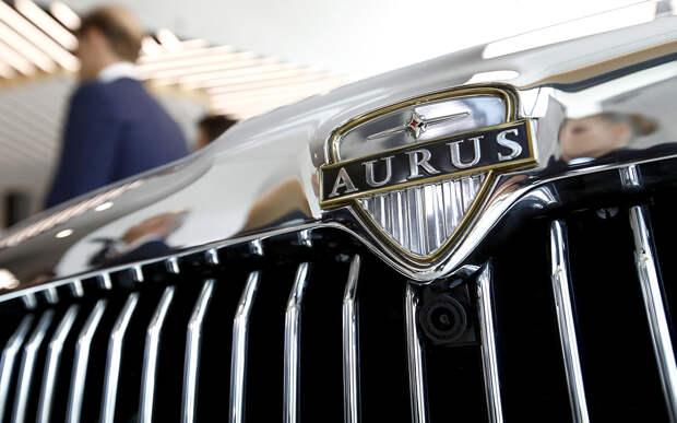 Aurus встает на конвейер в мае
