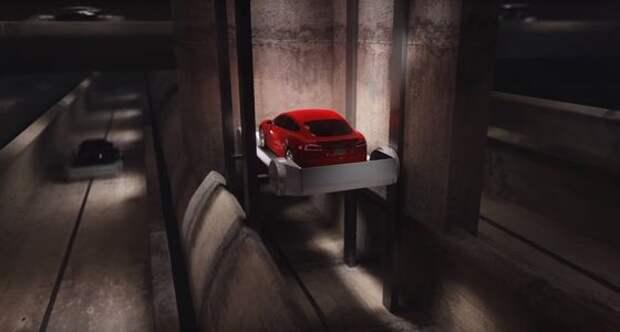 Скучно не будет: Илон Маск рассказал о фантастическом автомобильном метро
