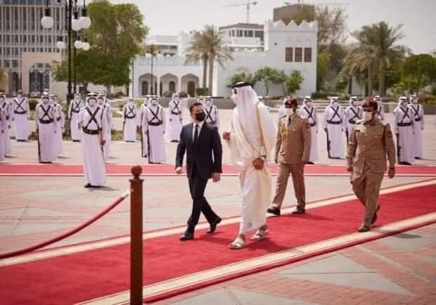Дипломатический скандал с украинской делегацией в Катаре