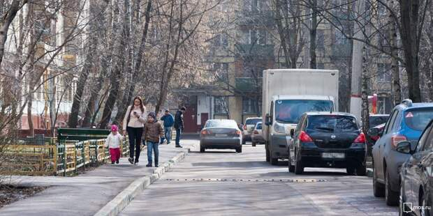 Дептранс получил предложение о смене скоростного режима в Валдайском проезде