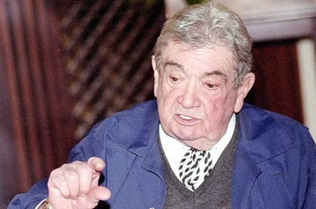 Евгений Весник.