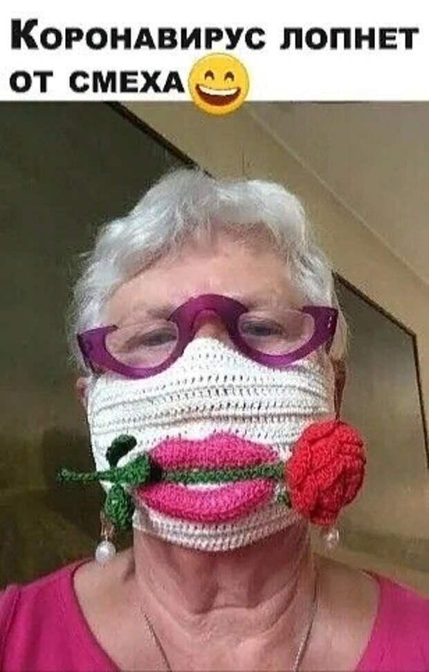 Идеи защитных масок для детей.