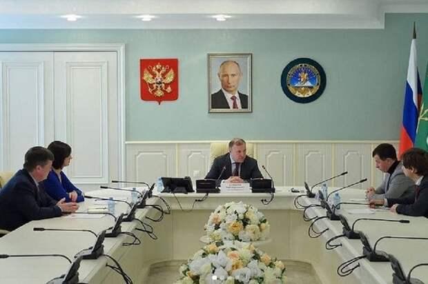 Адыгею посетил директор Академии Минпросвещения России