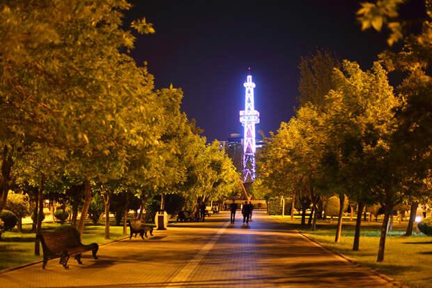 Азербайджан. Часть 1 — Баку.