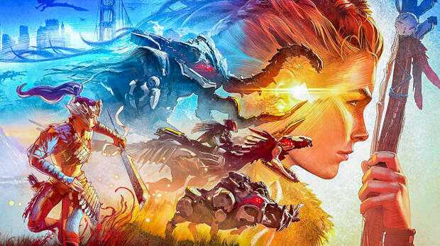 Horizon: Forbidden West в следующем году