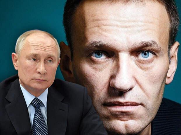 Опрос «Левады»: в Москве Навальный на выборах президента РФ занялбы второе место после Путина