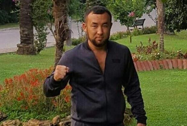 Улан Токтосунов (Сакал)