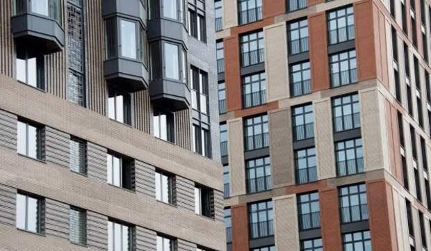 Почти 600 тыс. кв. м жилья введено в ТиНАО в январе-марте