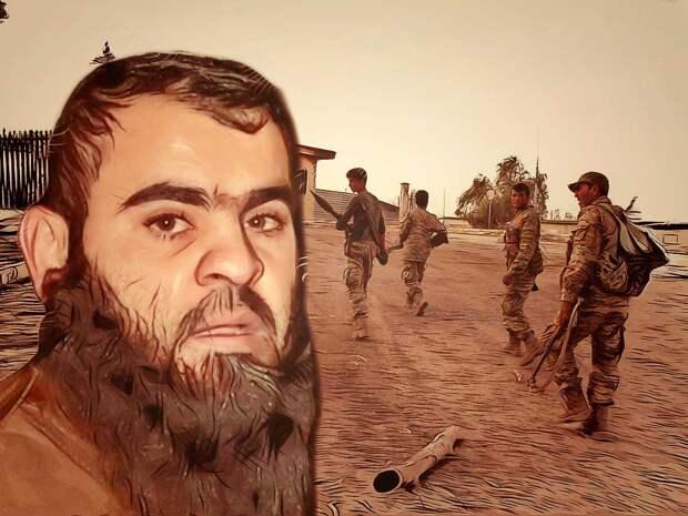 Глава банды RADA Абд аль-Рауф Карра связан с вербовкой сирийских боевиков для ПНС Ливии