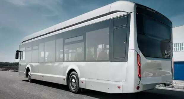 Созданный для Европы электробус Volgabus проверят на дорогах Питера