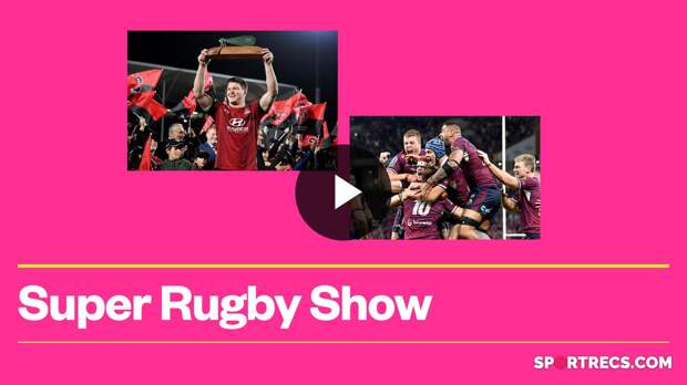 Super Rugby Show: Its moves to Trans Tasman