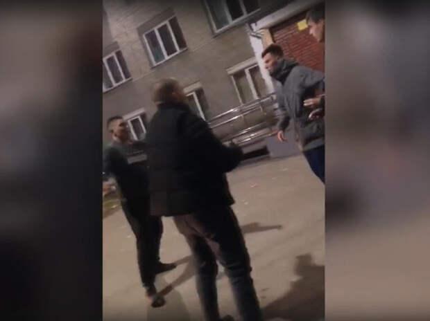 В Новосибирске произошла массовая драка у студенческого общежития