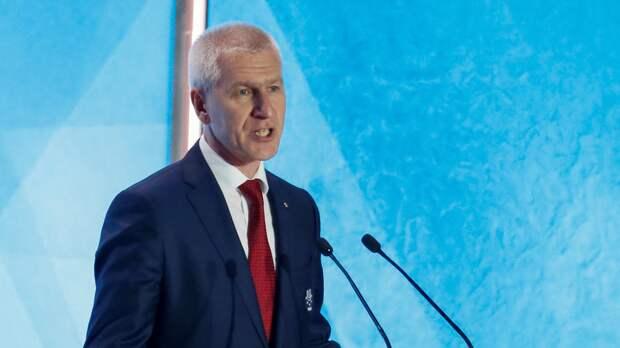 Матыцин и Поздняков возглавят штаб по контролю за подготовкой cборных России к ОИ