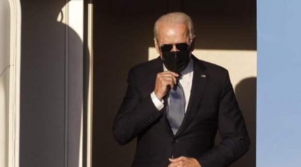 Байден покинул брифинг G7 после каверзного вопроса о Трампе