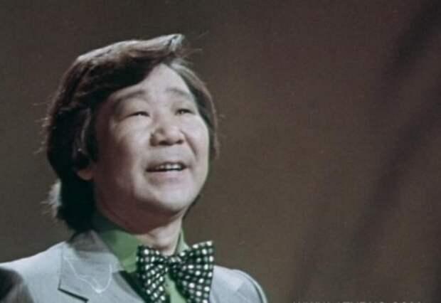 Известный в СССР певец, пик славы которого пришелся на 1970-е гг. | Фото: kino-teatr.ru