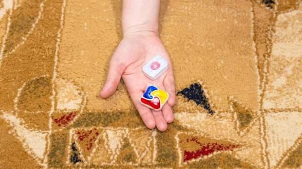 Век живи, век учись! Всего 1 таблетка вернёт грязному ковру первозданную чистоту