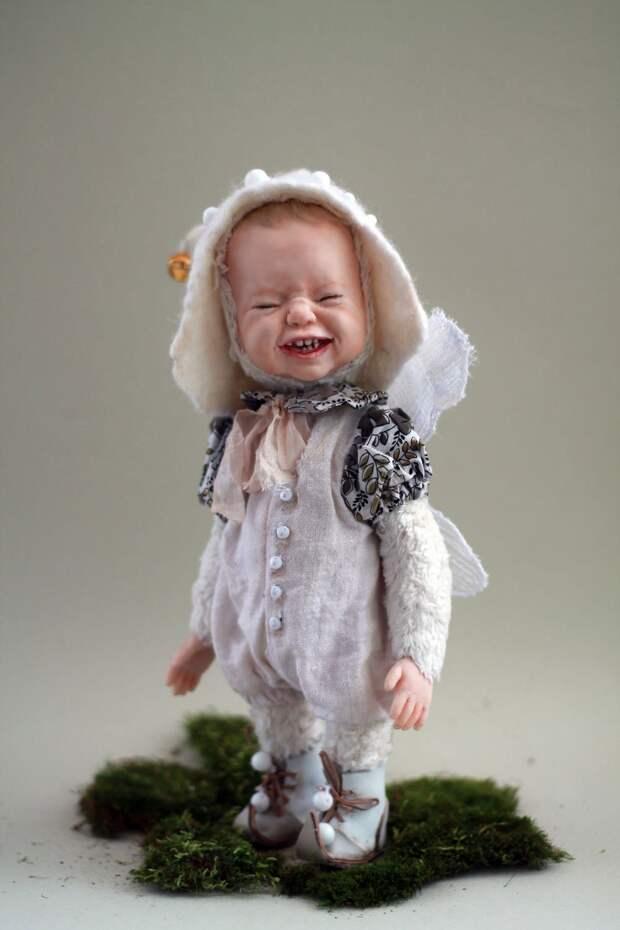 Чудесные куклы с добрыми глазами: для вдохновения 6