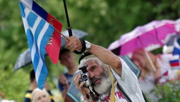 Греки призвали налаживать сотрудничество с Крымом