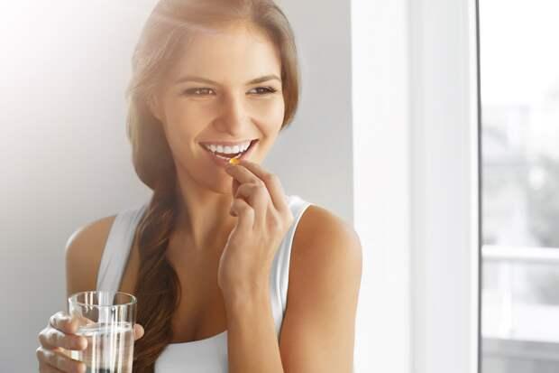 Какие витамины нужно принимать женщинам