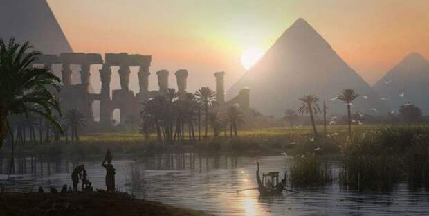 7 интересных фактов о Ниле