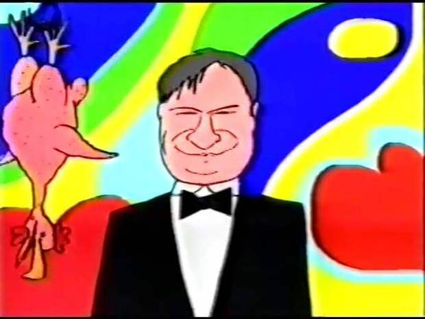Телевидение 90-ых - Горячая Десятка: 20 лет на пьедестале