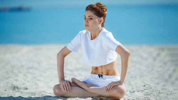 Упражнение для плоского живота «Вакуум». Как выполнять правильно