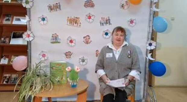 Администратор культурного центра «Северный» сочиняет сказки для детей