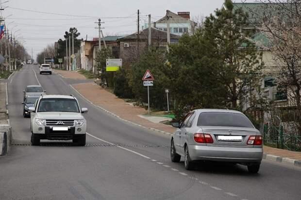 Новую дорогу в Новороссийске хотят построить по нацпроекту