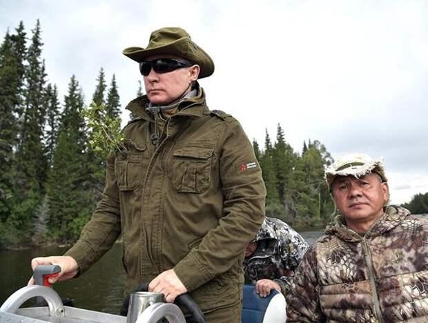 Правда про Путина