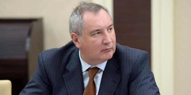 Рогозин «обогатился» на СМИ