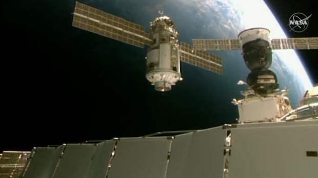 Новый модуль «Наука» не поверил стыковке: Роскосмос объяснил «кувырки» МКС