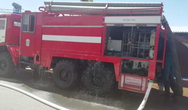 Курганские спасатели отправились в Тюмень для тушения лесных пожаров