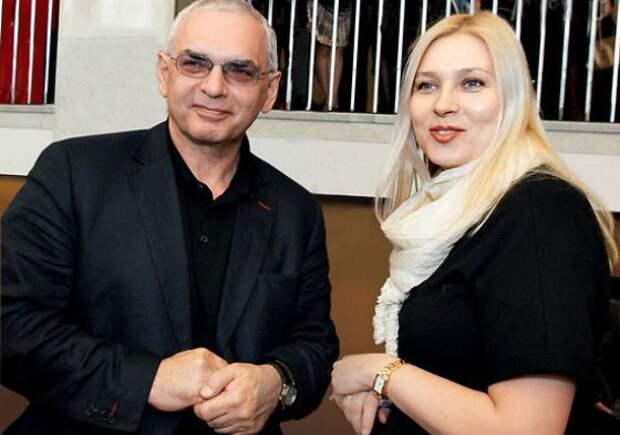 Карен Шахназарова иДарья Майорова