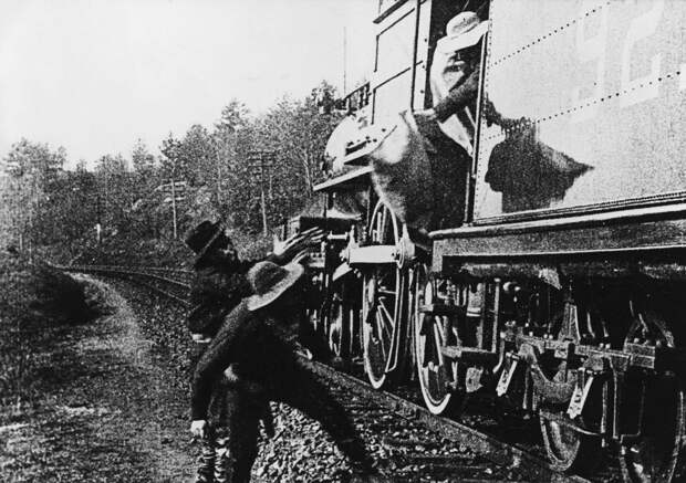 Ваш билет: Роли поездов в истории кино