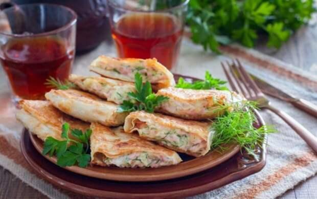 Быстрый, сытный и вкусный завтрак за 15 минут для всей семьи из доступных продуктов