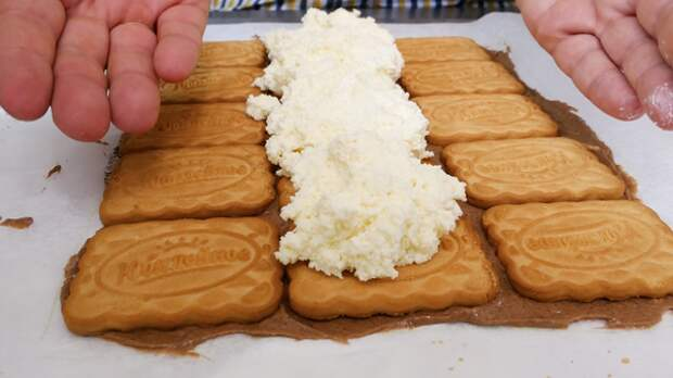 Торт шалаш с творогом. Без выпечки торт, шалаш, с творогом, покашеварим, вкусно, длиннопост, видео